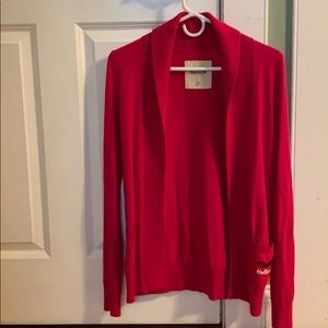 Hollister woman's cardigan